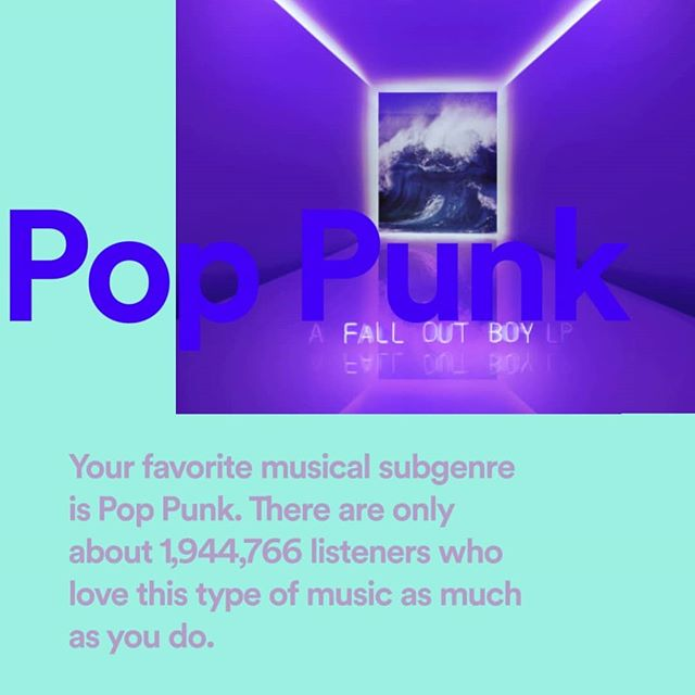 Is anyone surprised .... (I'm just shocked that they used that fall out boy album as the cover I've never listened to that album but o well)