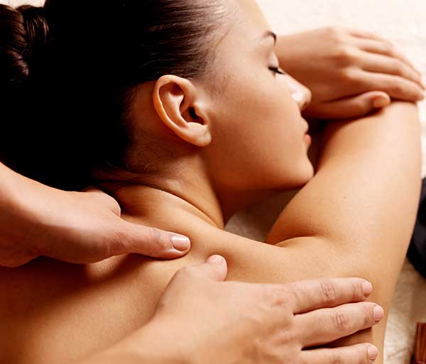Swedish Massage - In all Swedish massage, the therapist lubricates the skin with massage oil and performs various massage strokes. These movements warm up the muscle tissue, releasing tension and gradually breaking up muscle