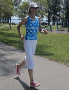 Joan Pagano Running