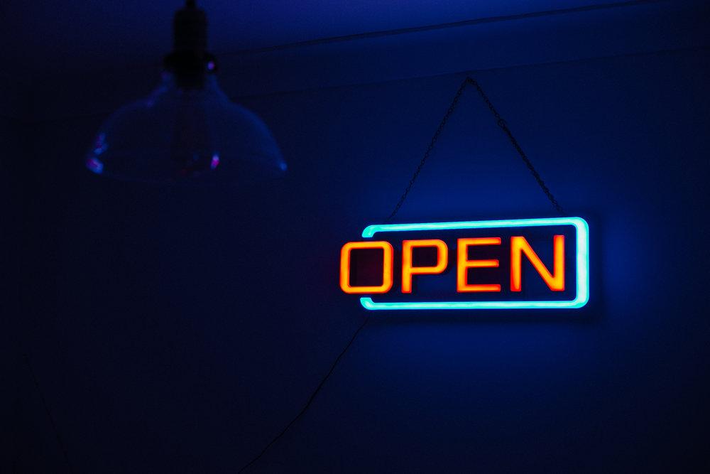The Open Agency Manifesto -