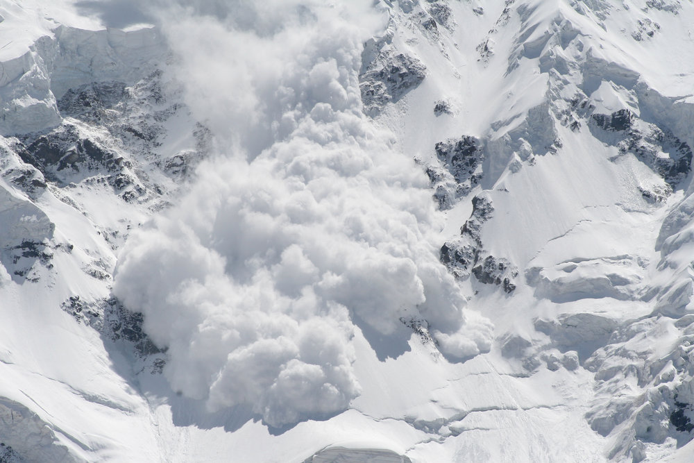 What Surviving An Avalanche Taught Me About Business -