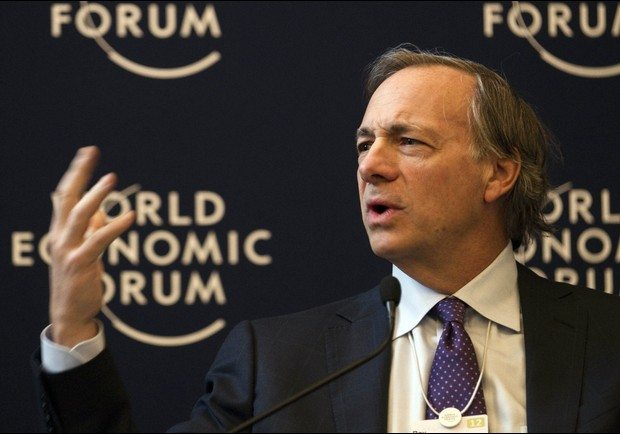 """Billionaire Ray Dalio is the founder of Bridgewater Associates - the largest hedge fund management firm in the U.S. He has been practicing Transcendental Meditation for more than 40 years, and says he was inspired by the Beatles.He credits meditation with helping him to stay calm, be creative, and deal with stress """"like a ninja."""" He also said, """"Meditation, more than any other factor, has been the reason for what success I've had.""""photo credit: Anja Niedringhaus"""