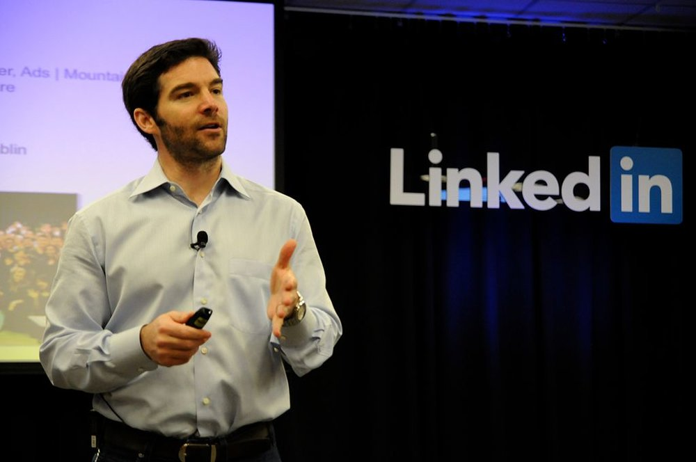 "CEO of LinkedIn, and former Yahoo executive, Jeff Weiner - clears out blocks of his schedule every day to meditate and ""just think."" He credits this practice with helping to develop compassion and empathy, as well as improving his productivity and leadership in the workplace.He is a regular guest at the Wisdom 2.0 Conference, where he talks about conscious business and leadership, and the importance of meditation in the business world.photo from Sylvain Kalache on Flickr"