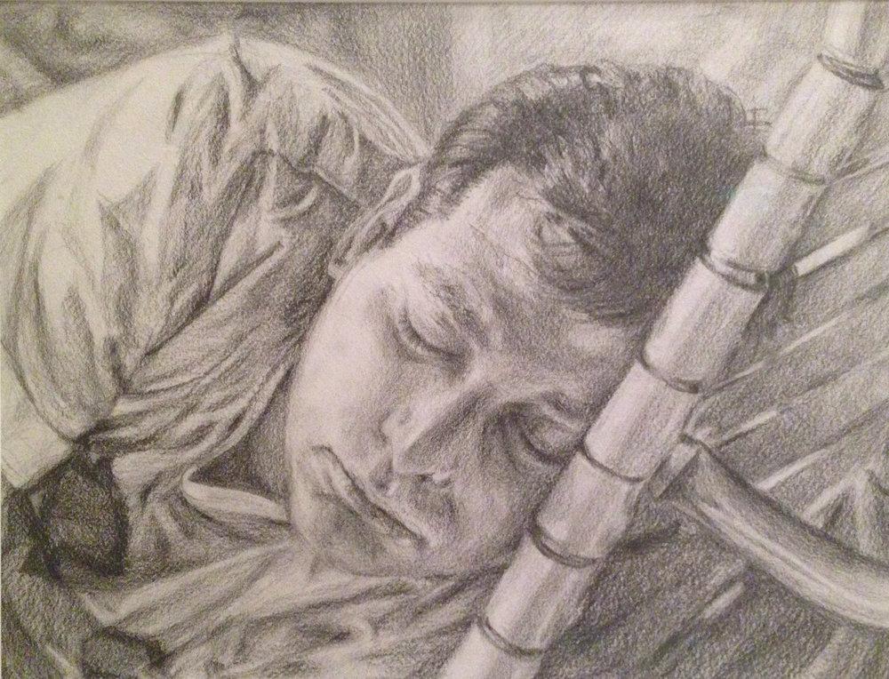 Pencil-DadSleeping.jpg