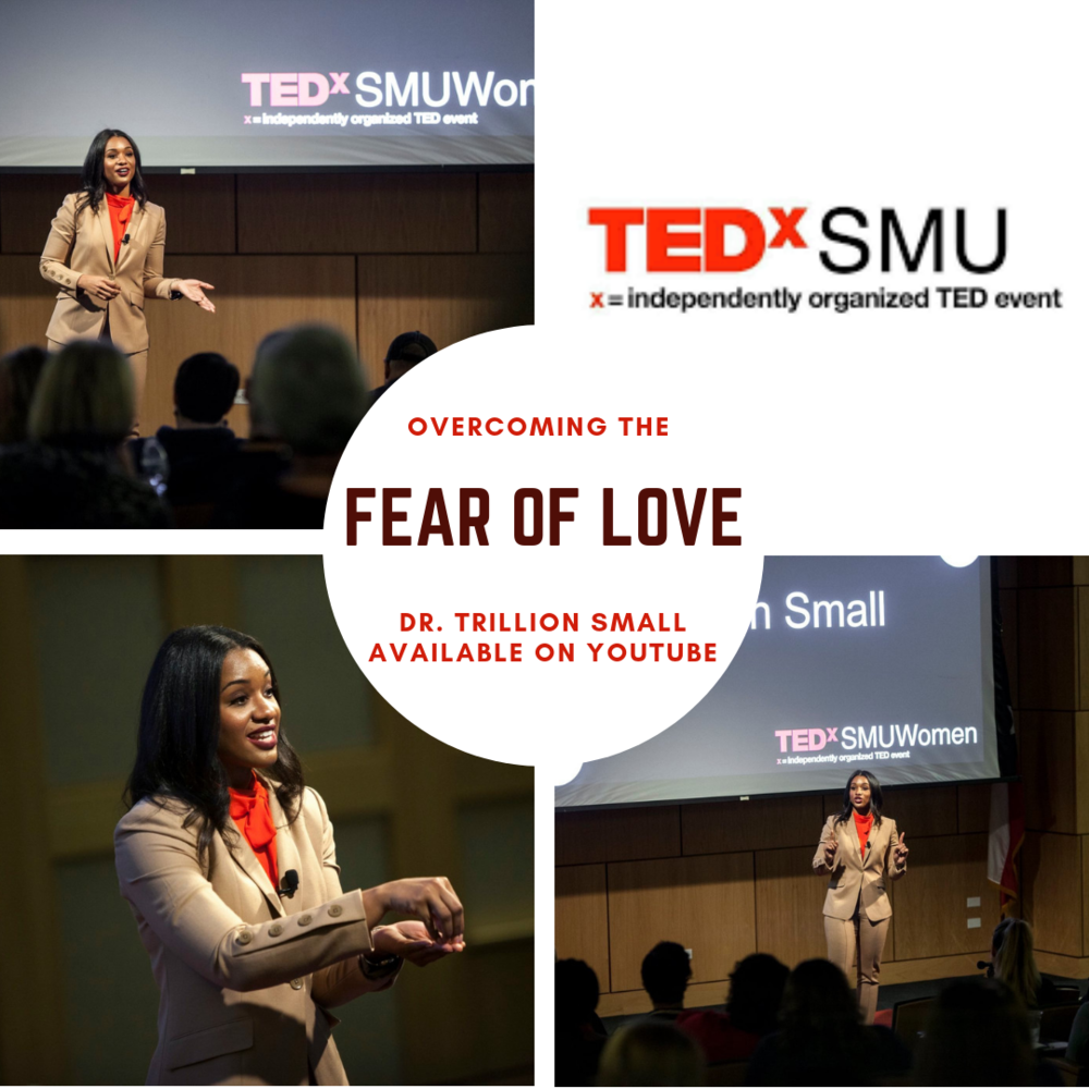 "Overcoming the Fear of _______! - The same neurological networks are at work regardless of what type of fear we have. Check out my TEDx ""Overcoming the Fear of Love"" on YouTube and learn how your brain plays a huge role in that fear you, your friend, or your employees have. (i.e fear of rejection, fear of failure, fear of objections, fear of success, fear of not being good enough etc...)"