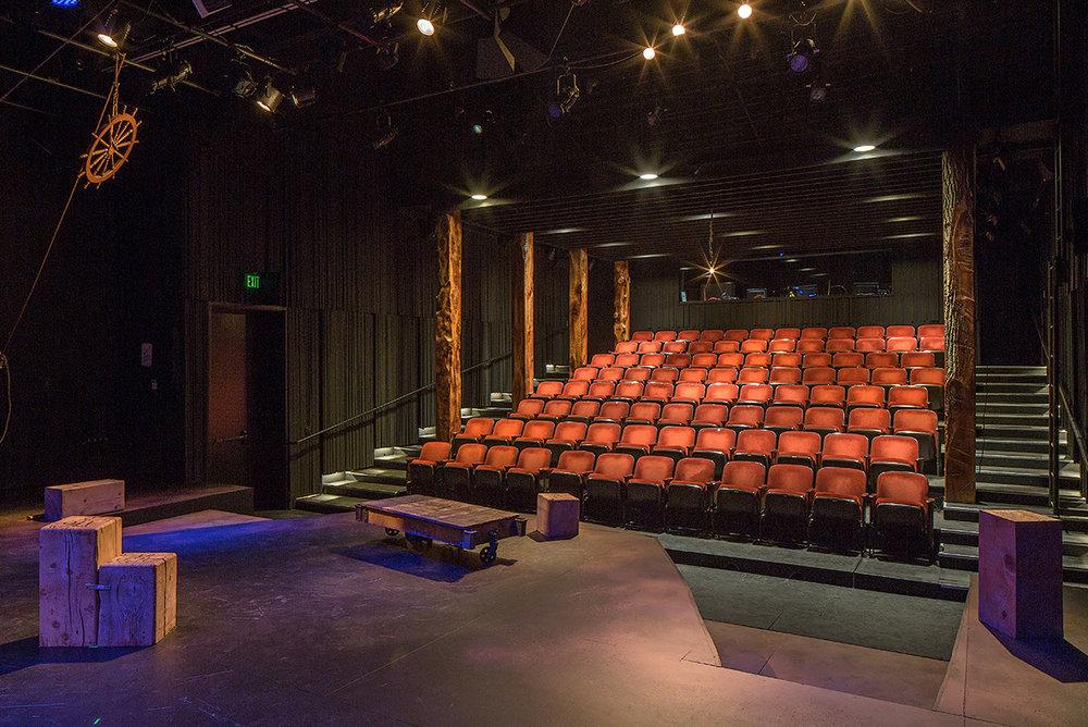 Bluebarn's theatre