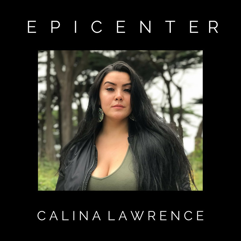 """EPICENTER"" Album Cover"