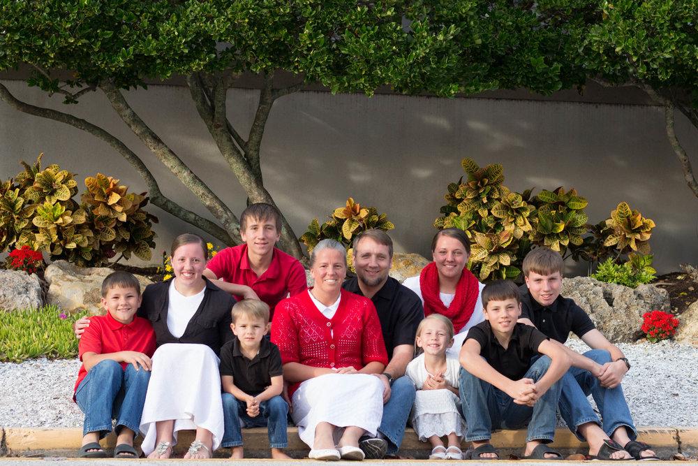 The Stoltzfus Family
