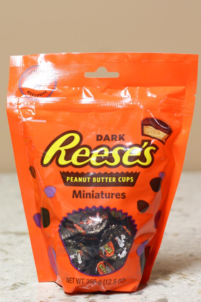 Dark Reese's Peanut Butter Cup Miniatures 12.5oz