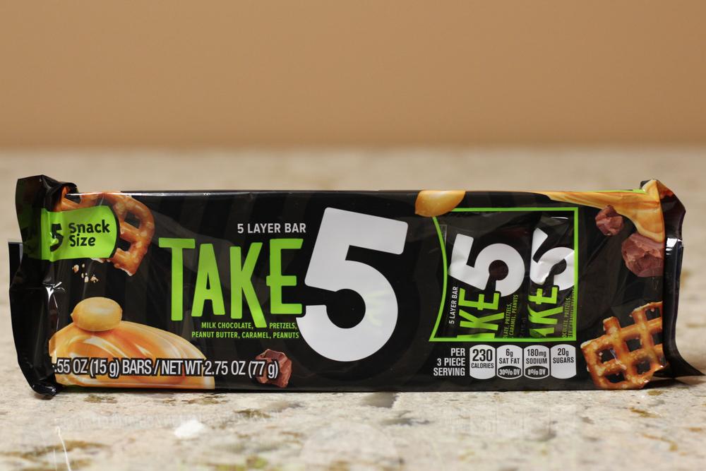 Take 5 Snack Size (5 pack)2.75oz