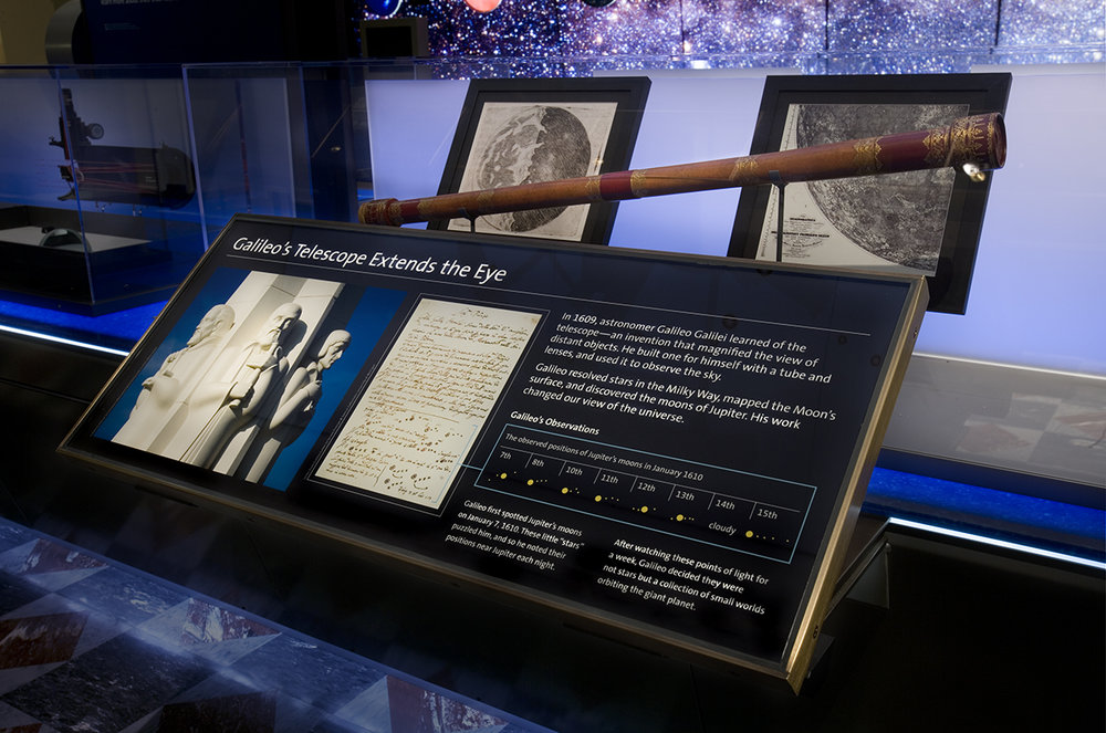 Galileo's telescope and translated observations