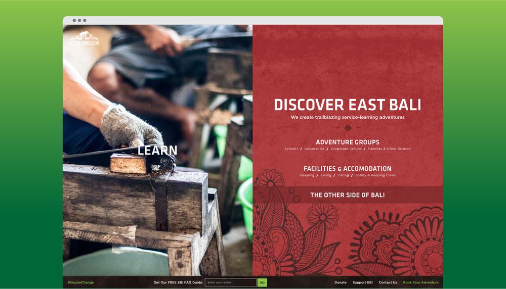 """""""Discover"""" menu revealed"""