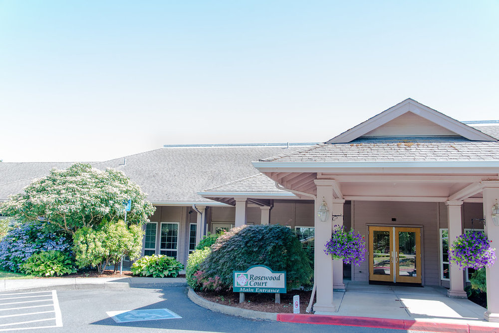 Tierra Rose Senior Living Community - Salem, Oregon