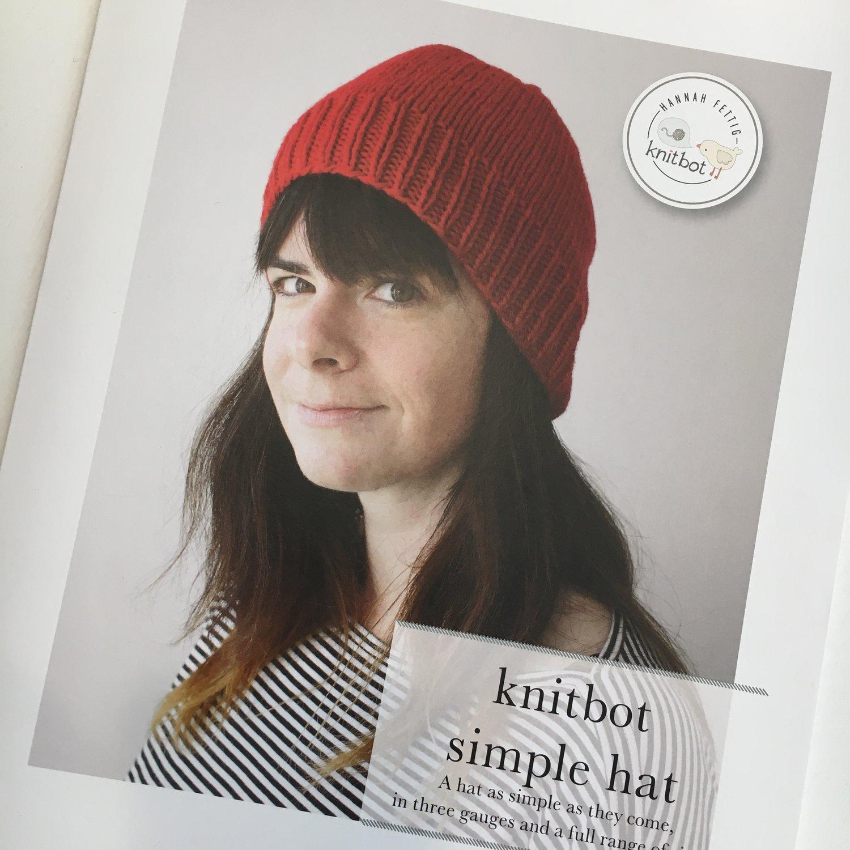 9d84e4b5a0d Knitting 102 - Simple Hat - Part 1 — Yarn Shop Santa Cruz