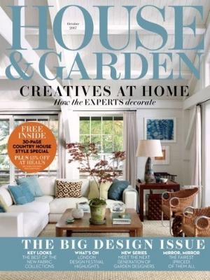 House & Garden October 2017