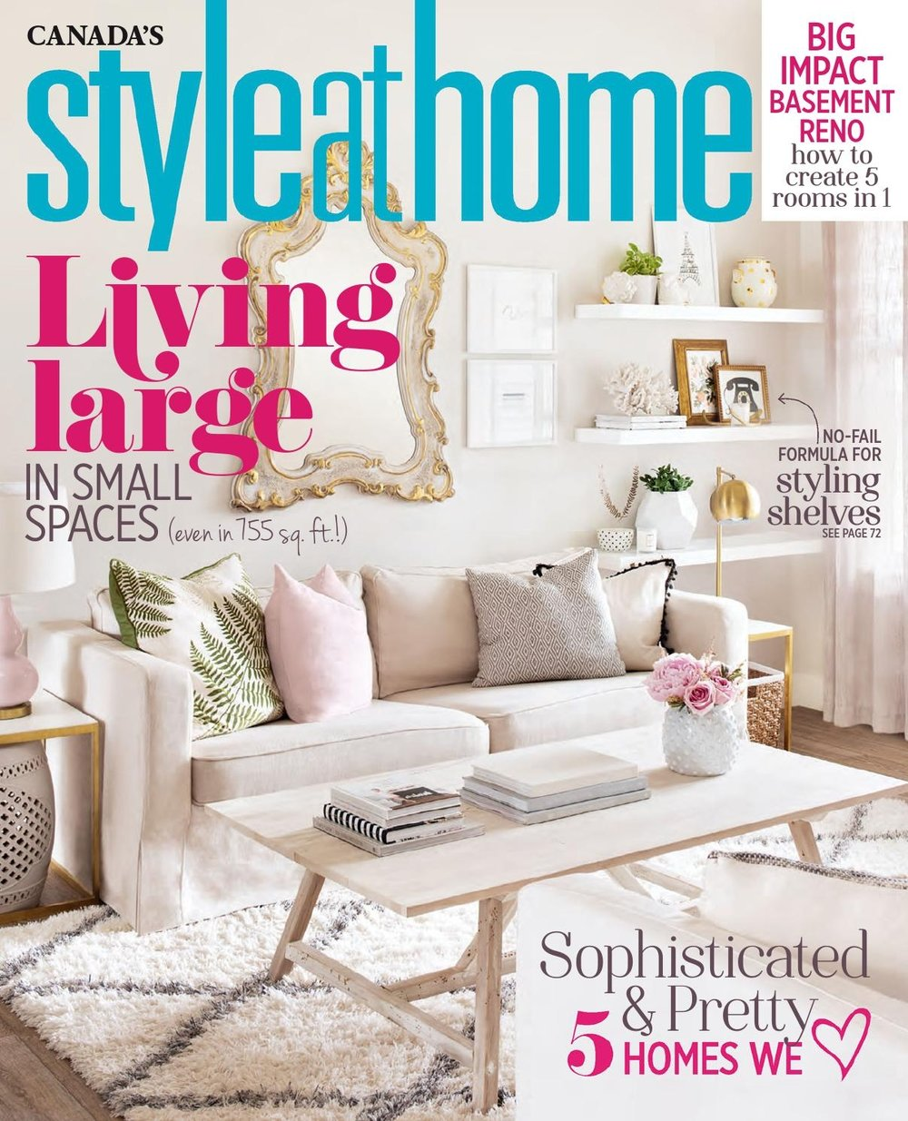 Style at Home (Canada) March 2016