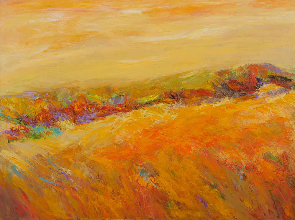 """""""In the Light of Day"""" - 30 x 40 inch"""