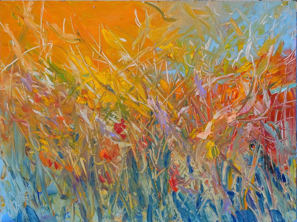 """""""Expressing Joy"""" - 9 x 12 inch"""