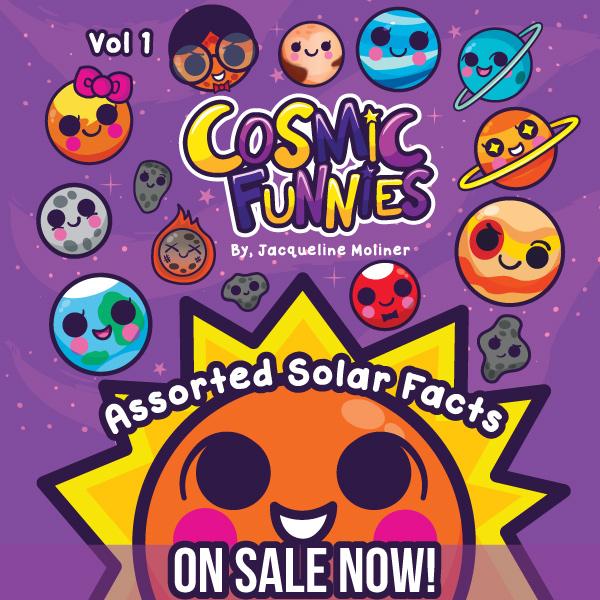 Cosmic Funnies: Vol.1