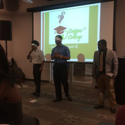 Pitch Day: Coffee4College