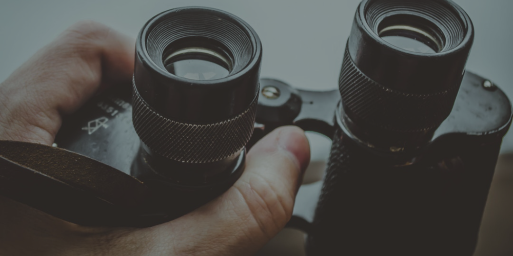 Ursa Communications is a strategic internal communications consultancy based in Toronto. We provide insight into your most complex internal communications and employee experience challenges. Picture of binoculars.