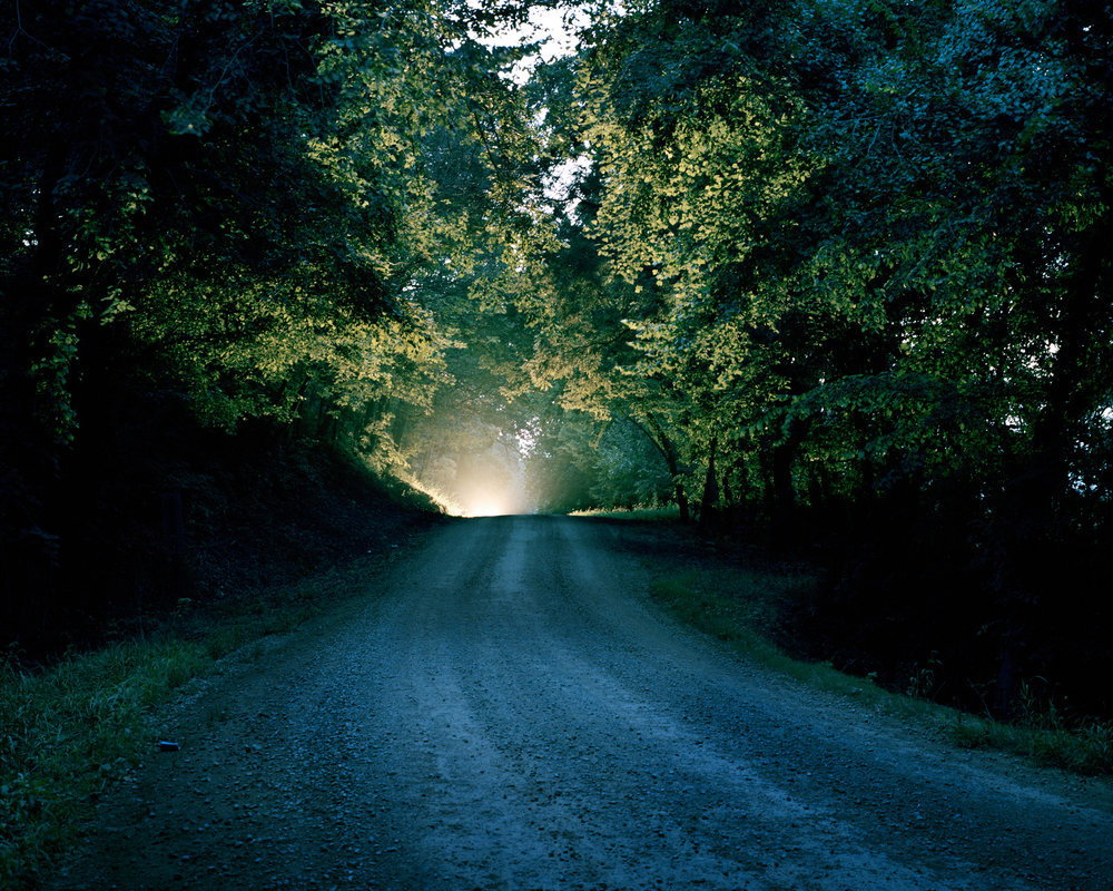 In the Ozarks There Are Lights