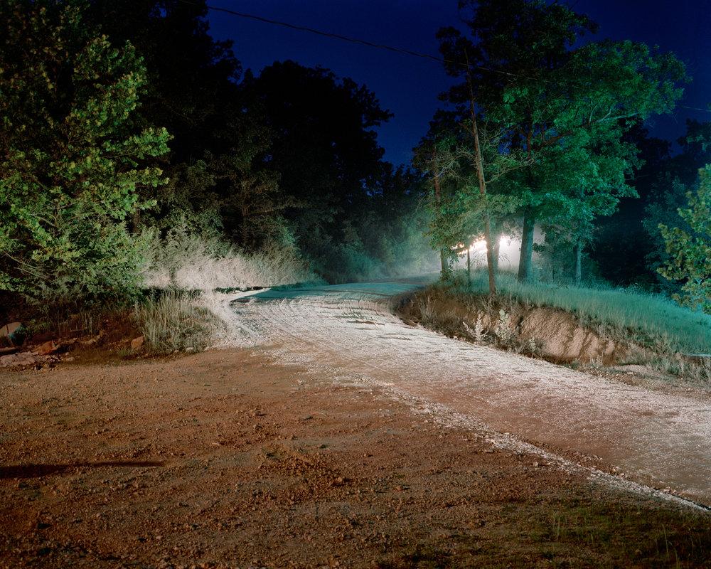 Spook Light Road