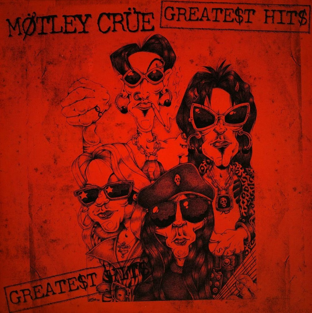 Mötley Crüe: Greatest Hits - Release Date: November 7, 2009