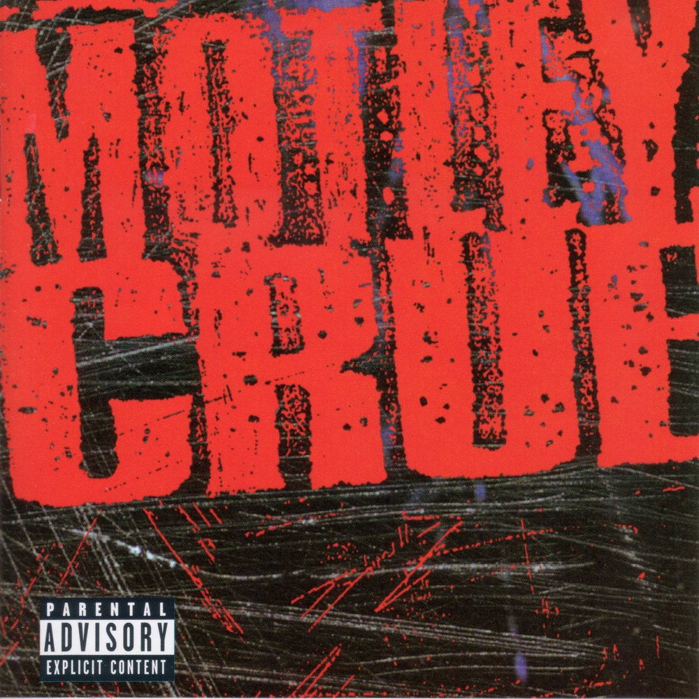 Mötley Crüe - Release  Date: March 15, 1994