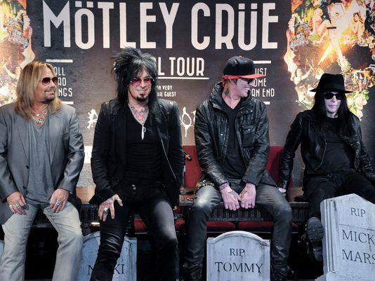 Final Tour Press Conference