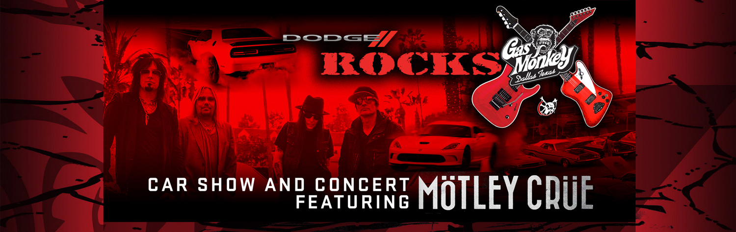 Dodge Rocks Gas Monkey