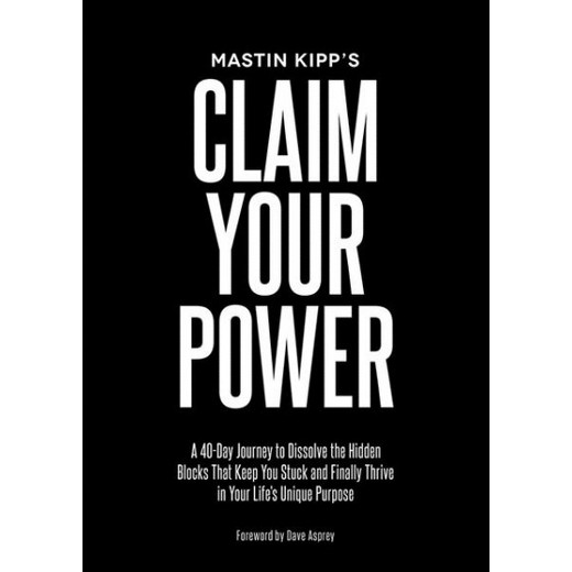 February - Claim Your Power by Mastin Kipp's - If things haven't been going the way you've planned, know this: Everything changes the moment you discover your life's unique Purpose. Success, love, abundance, health and well-being, and vibrant energy are all by-products of leading a Purpose-filled life.It's Time to Claim Your Power!Join best-selling author and Functional Life CoachTM Mastin Kipp as he guides you on a 40-day journey, inspired by Joseph Campbell's model of the hero's journey, to identify and dissolve whatever's holding you back, break free from trauma and victimhood, and transform your life. Not only will you change your life for the better, but in doing so, you'll improve the lives of the people you love.With Claim Your Power, you'll wake up energized by the momentum you've unleashed, an energy that will only increase with each new accomplishment and breakthrough. And you'll discover the peace and sense of self-respect that comes only to those who follow through and bring their Purpose to life.