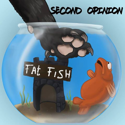 second opinion fat fish album cover