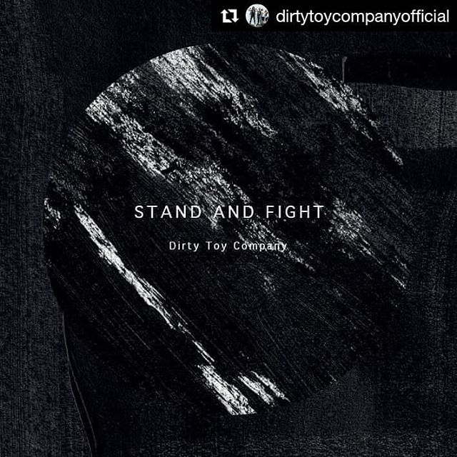 @dirtytoycompanyofficial EP artwork by the talented @amberjongsma 🖌️ . 'Stand And Fight' is still a banging EP and it's available on Spotify, iTunes, Apple Music, Deezer and just about everything else 😉 . . . . . #rock #rockband #rockmusic #guitar #metal #metalhead #band #bands #musician #musicians #heavymetal #headbanger #instamusic #hardrock #trashmetal #guitars #newsong #newalbum #album #release #artwork #cover #art #albumcover