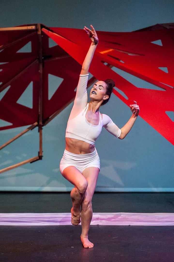 Michelle Kolodin in Ranges in Motion for TedX Bozeman 2015