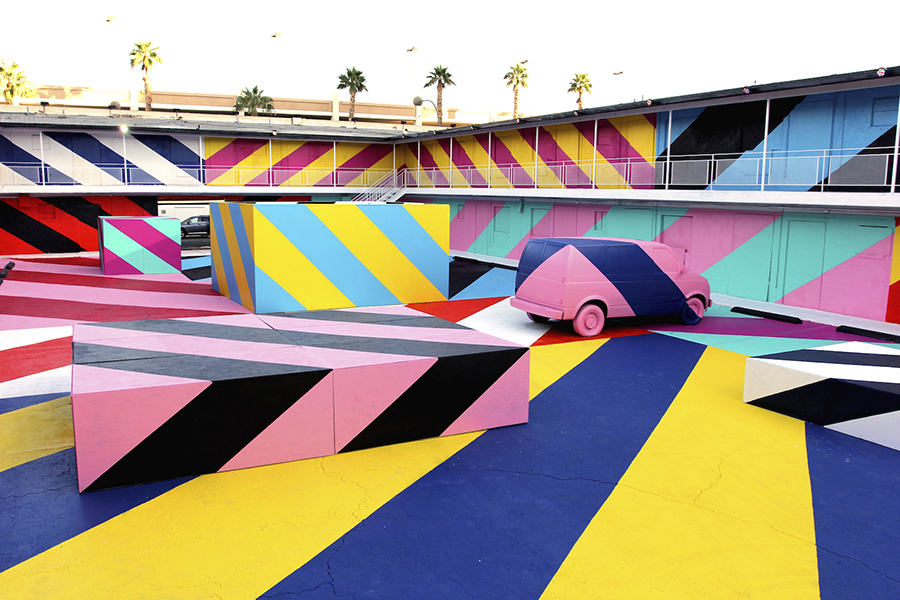 'Maser Motel' - Las Vegas (2014)
