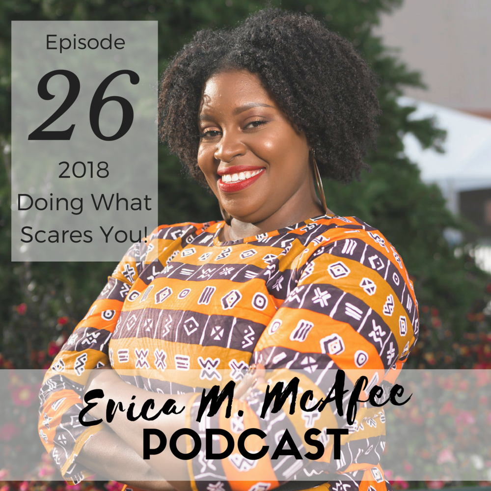 Erica M. McAfee Episode 26