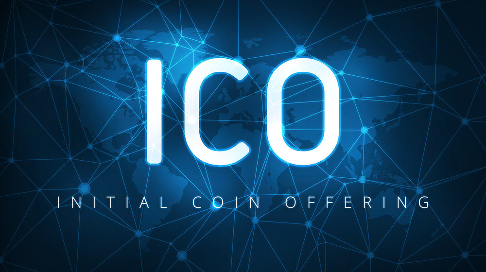 Global cryptocurrency ICO coin sale event. Source: © VIGE.co, Adobe Stock -  FILE #:   177703741
