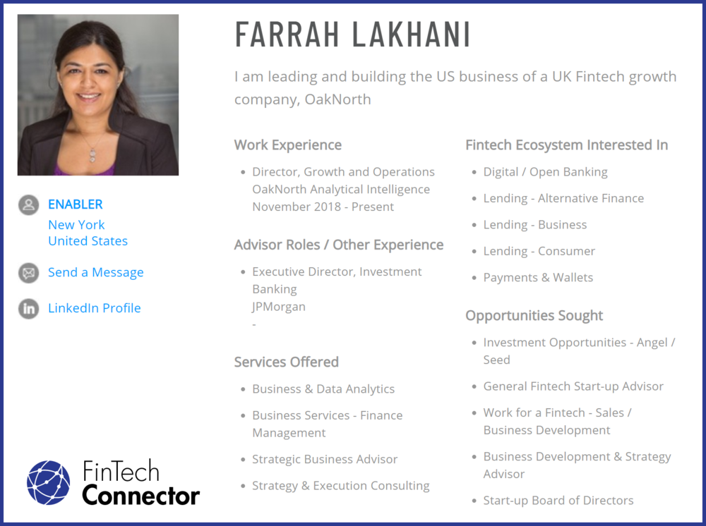 Connect with Farrah Lakhani