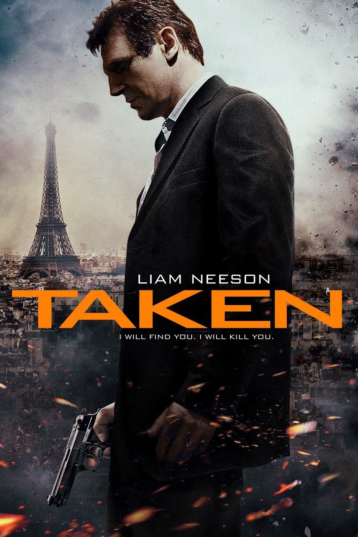 Taken, the Film