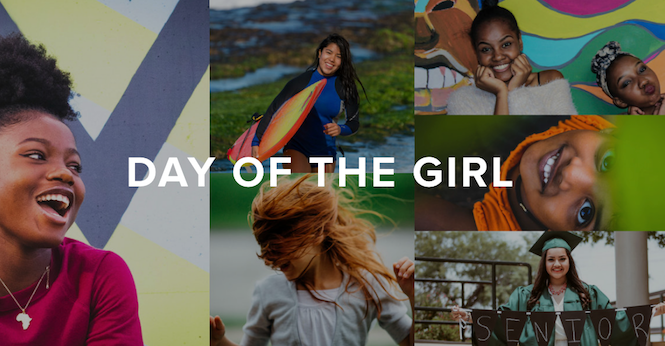 For tickets and information, visit ECPAT-USA's  Day of the Girl  event site.