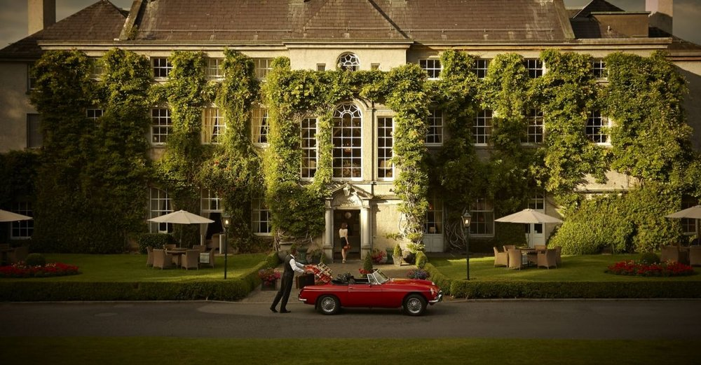MOUNT JULIET COUNTRY ESTATE - THOMASTOWN, COUNTY KILKENNY -Steeped in heritage, Mount Juliet Country Estate is a stunning walled estate covering 1,500 acres of sprawling countryside in Co. Kilkenny.