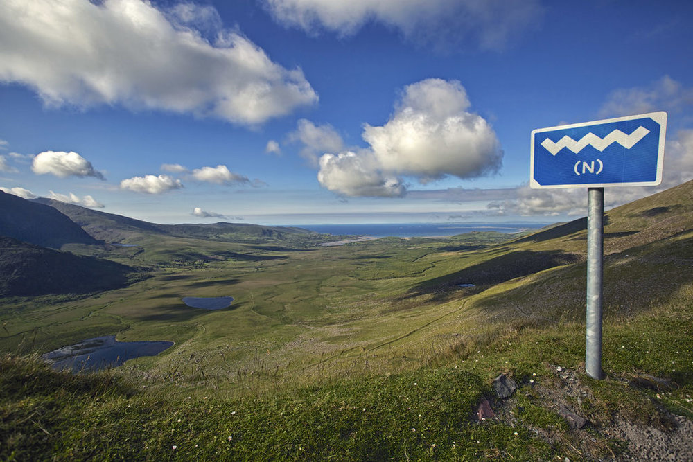 a Ride on the wild atlantic way -