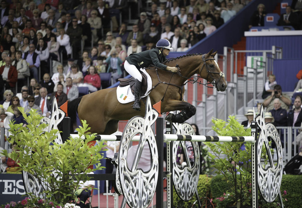equine legends & the dublin horse show -