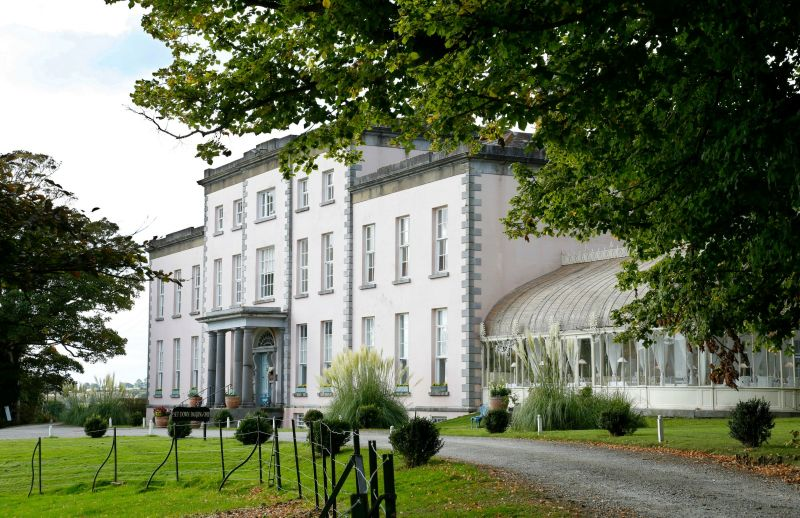 LONGUEVILLE HOUSE - MALLOW, COUNTY CORK - Set in 450 acres of wooded estate in the heart of the Blackwater Valley, Longueville House is a 1720 Georgian Heritage Mansion owned and run by the O'Callaghan family. This romantic hotel produces much of its own food, offering the freshest produce from it's walled garden and farm. Chef/Proprietor William O'Callaghan is at the centre of this field-to-fork ethos here and is the driving force behind its working farm, extensive gardens and distillery, ensuring all this precious produce comes to the table.