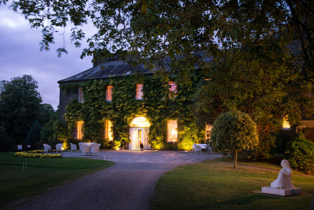 BALLYMALOE HOUSE - SHANAGARRY, COUNTY CORK -