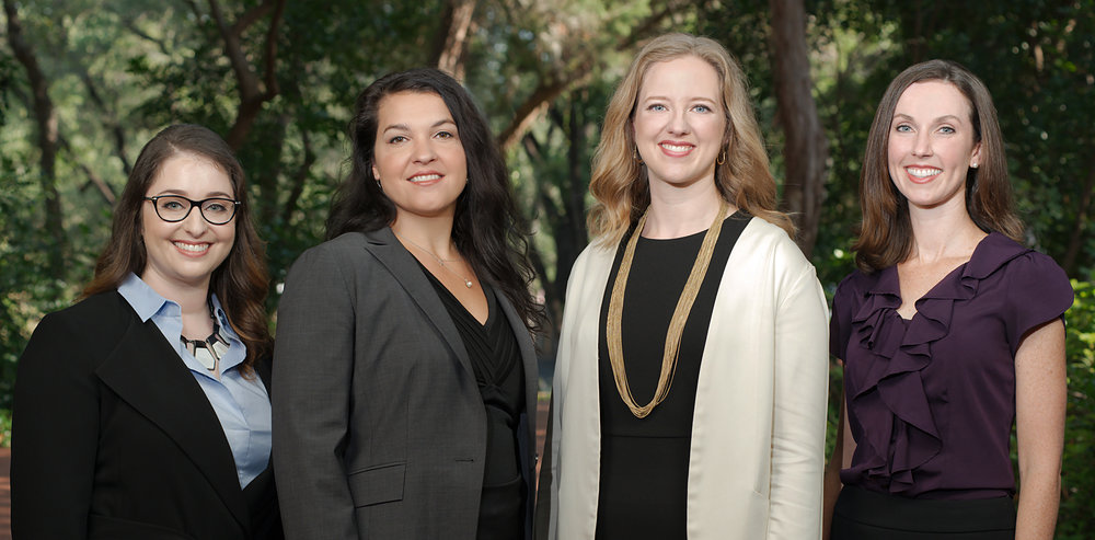 The Firm's Attorneys: Tanya Melamed, Eleanor Ruffner, Lauren Schoenbaum, Anna Kana