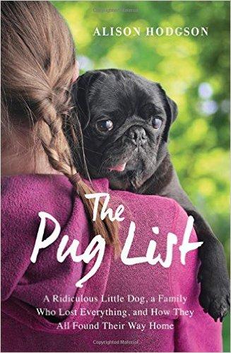 pug list amazing pug book