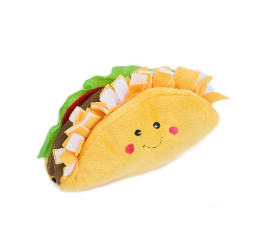 Best Pug Taco Toy