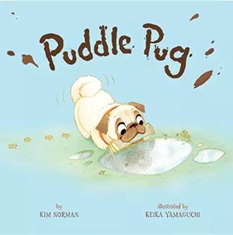 Pug Picture Book